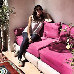 Paz Padilla sofa instagram