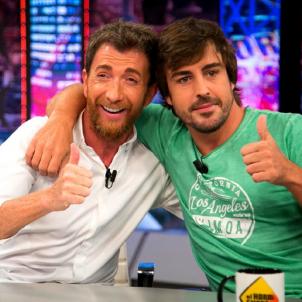 Fernando Alonso  elhormiguero