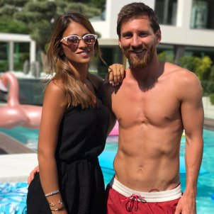 antonella messi tattoo instagram