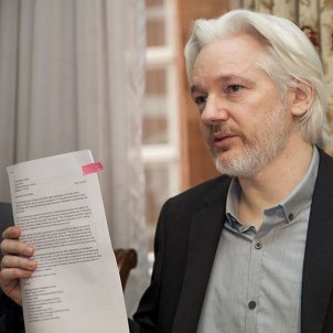 JULIAN ASSANGE wikipedia