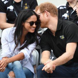 Meghan Markle i príncep Harry  GTRES