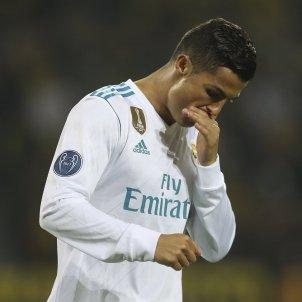 Cristiano Ronaldo Reial Madrid Borussia Dortmund   Efe