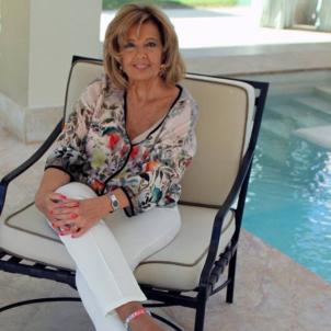 María Teresa Campos piscina  pàgina web