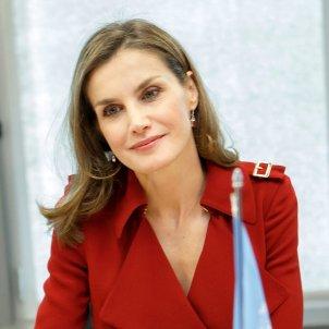 Reina Letícia a Ginebra 3  EFE (2)