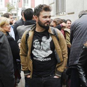 Rufián Jordi Sànchez Jordi Cuixart Audiència Nacional consellers EFE