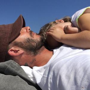 David Beckham filla  instagram