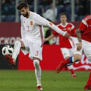 Gerard Piqué selecció espanyola Rússia Efe