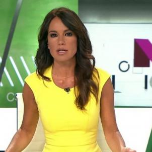 Cristina Saavedra  la sexta noticias