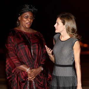 Letícia a Senegal 4 EFE