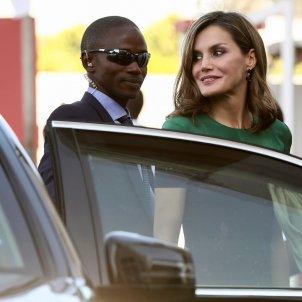 Letícia al Senegal portada  EFE