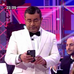 Jorge Javier mobil  telecinco