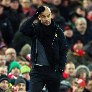 Pep Guardiola Liverpool Manchester City   EFE