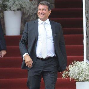 Joan Laporta boda  GTRES