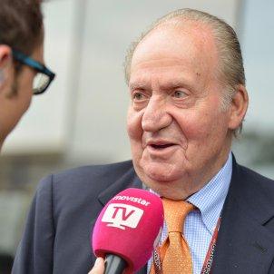 Rei Joan Carles entrevista  GTRES