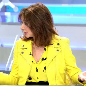 ana rosa amarilla  Telecinco