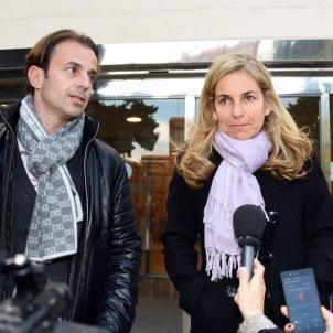 Arantxa Sánchez Vicario i marit GTRES