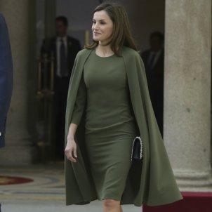 Reina Letícia capa verda  GTRES