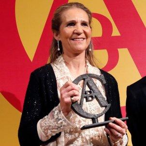 Infanta Elena premi taurino  EFE