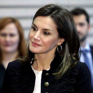 Reina Letícia estil napoleó  EFE