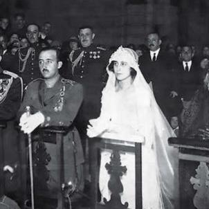 franco carmen polo boda