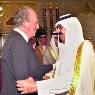 Joan Carles i arabia saudi GTRES