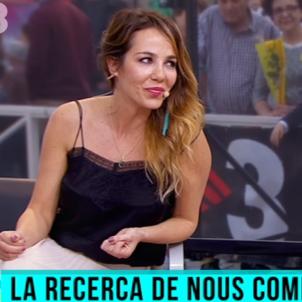 Ruth Jimenez I Parella Tv3