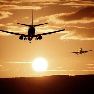 sea silhouette wing sky sun sunrise 775909 pxhere.com