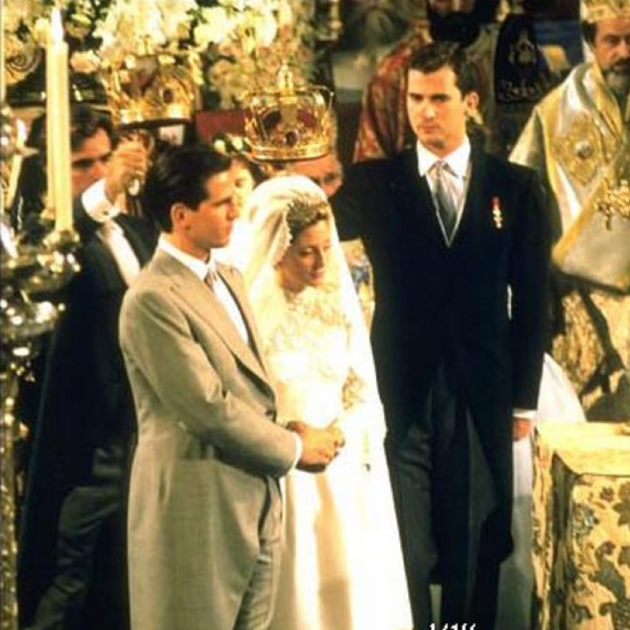 boda marie chantal miller EFE