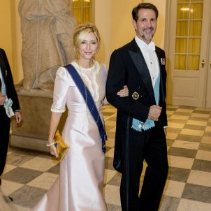 Marie Chantal aniversari príncep Dinamarca  GTRES