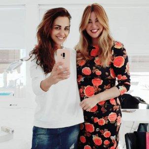 paula echevarria sense maquillar  instagram