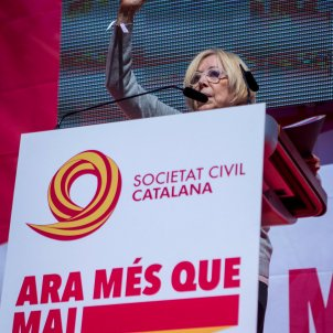Rosa Maria Sarda Societat Civil Catalana EFE