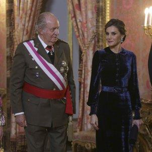 Letícia i Joan Carles  GTRES