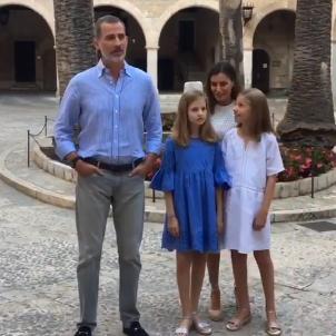 leticia i filles posat almudaina