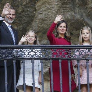 familia reial saluda asturies gtres