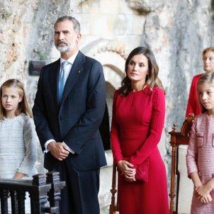 familia reial covadonga gtres