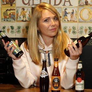 Meritxell Falgueras cervesa ideal - Mònica Pérez