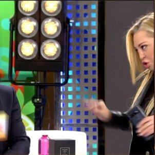 Belen Esteban sola avio Telecinco
