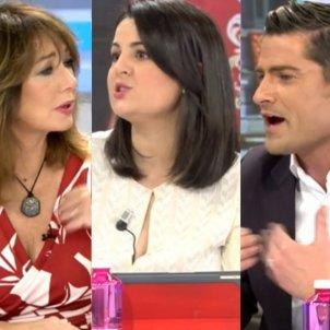 Ana Rosa col·laboradors Telecinco