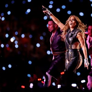 Jennifer Lopez Super Bowl 2020 EFE