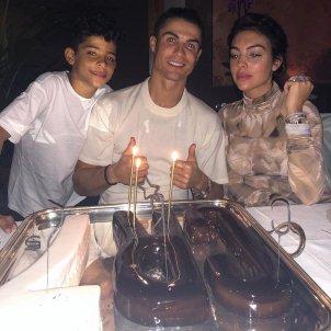 pastis aniversari cristiano ronaldo instagram