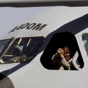 Juan Carlos pilot avio detall GTRES
