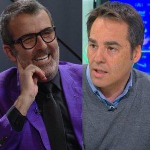 Sala i Martin Marçal Lorente EN BLAU