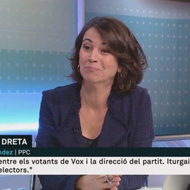 Lídia Heredia TV3