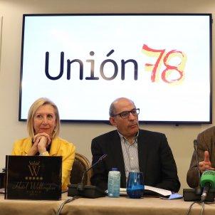 Rosa Díez Fernando Savater Unión 78 Europa Press