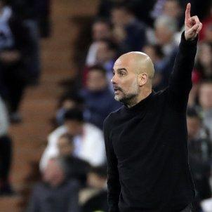 Pep Guardiola EFE