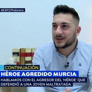 agressor i maltractador somriu Antena 3