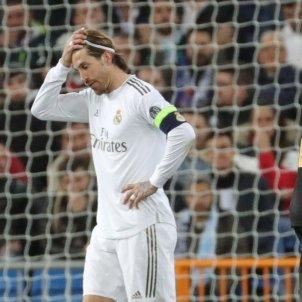 Sergio Ramos derrota EFE