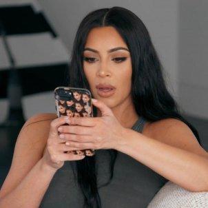 Kim Kardashian Keeping Up with the Kardashians
