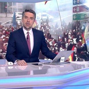 Carlos Franganillo Jusapol RTVE