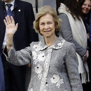 Reina Sofia saluda EP